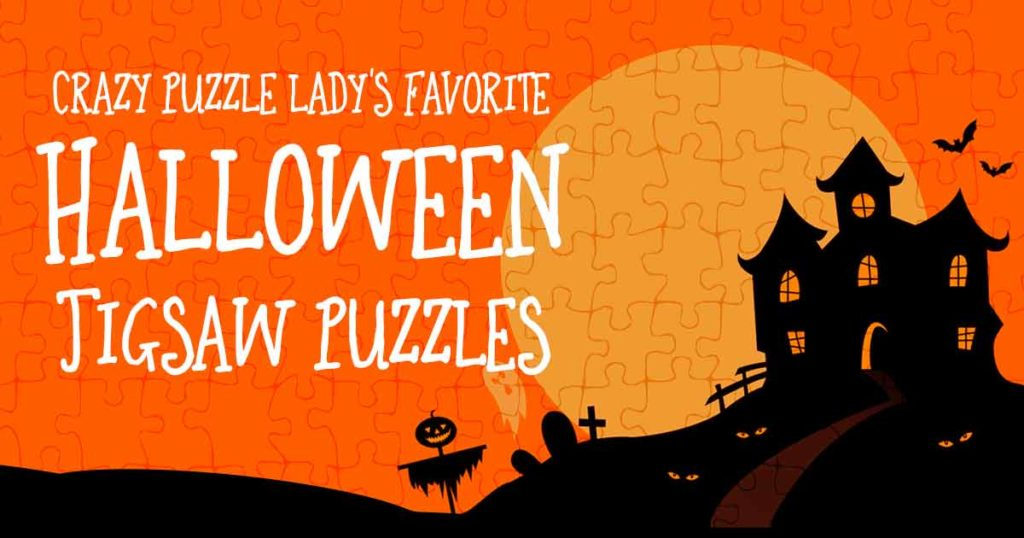 jigsaw puzzles for Halloween